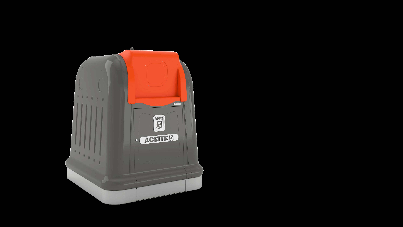 Sanimobel - Contenedor de carga vertical NEO