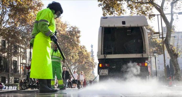 Limpieza y mantenimiento - Sanimobel