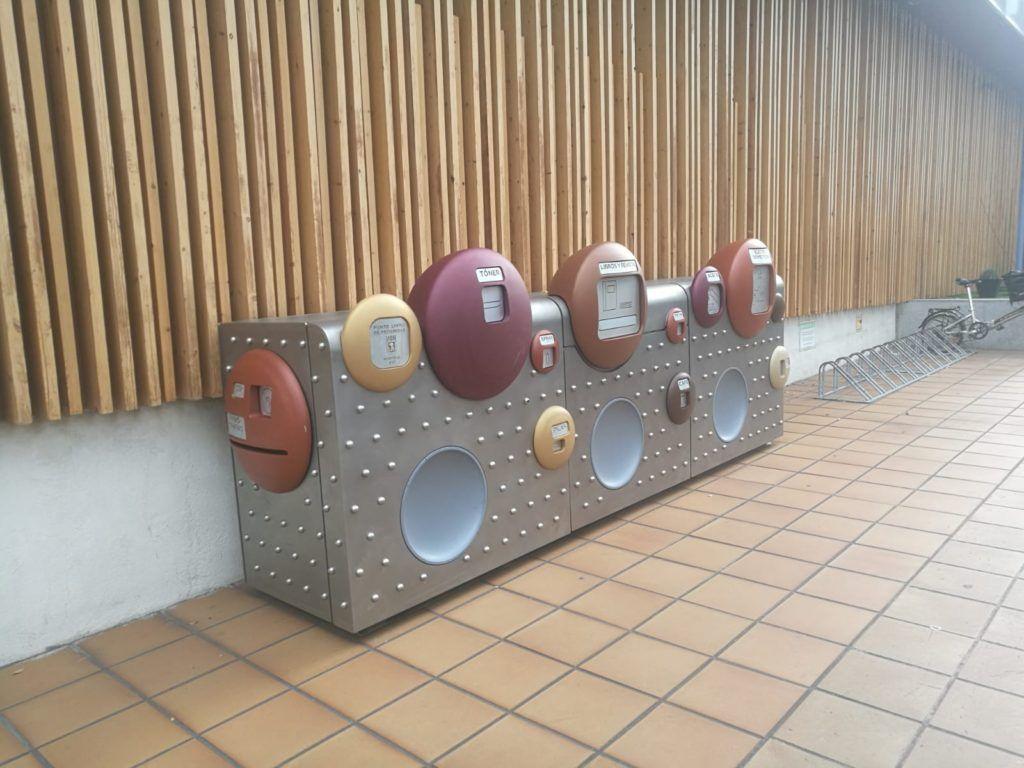 De nuevo SANIMOBEL instala 40 Puntos Limpios de Proximidad (PLP) en Madrid 5