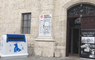 SANIMOBEL personaliza su contenedor NEO, para apoyar la imagen de las Pajaritas Azules 2020 5